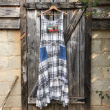Flannel Ruby Dress Maxi