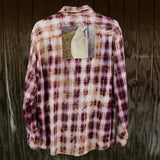 Pond Boat Flannel xlarge