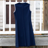Sailer Alligator Dress
