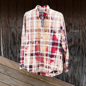I.D. Flannel large