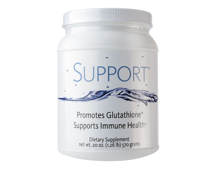 Support - promotes glutathione, supports immune health
