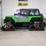 YJ, CJ7 Rock Sliders