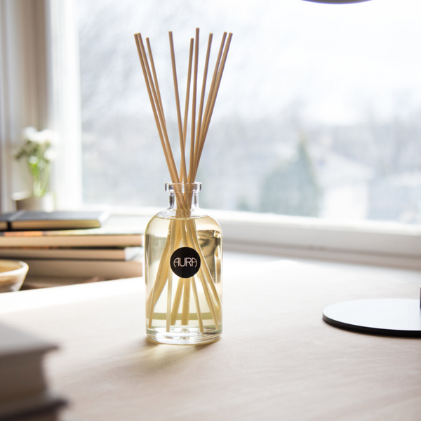 AURA CANDLES - UNITY REED DIFFUSED