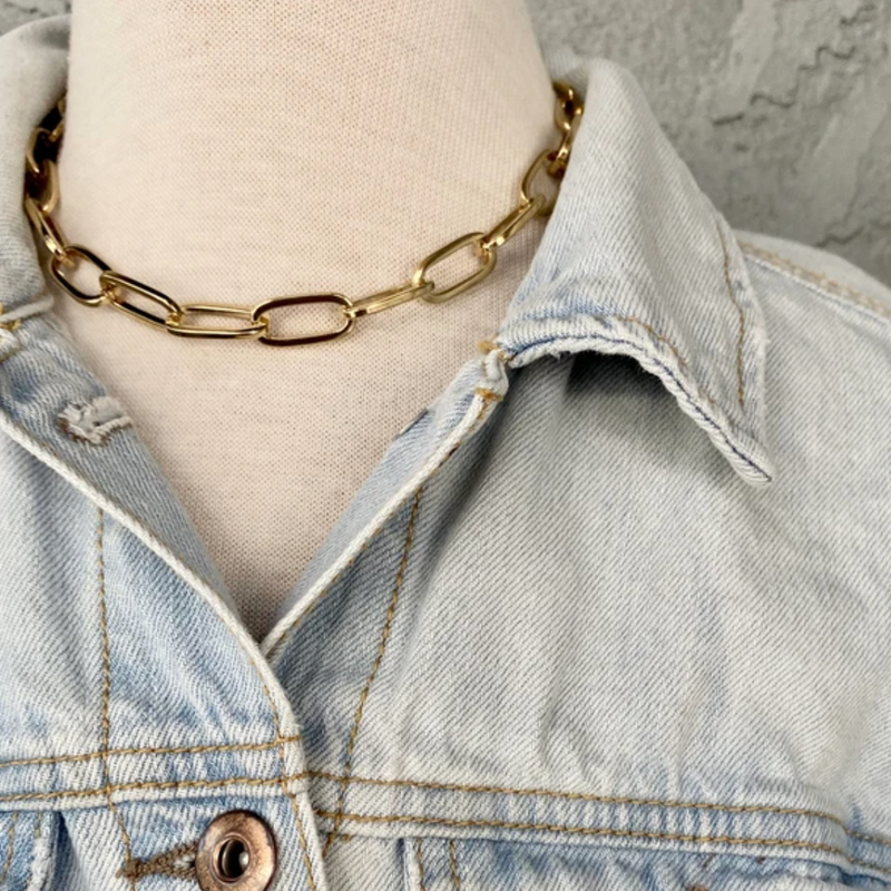SAND + GRIT - HEAVYWEIGHT BOYFRIEND NECKLACE