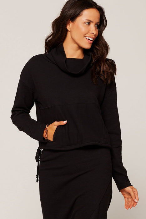 L*SPACE - CLAIRE PULLOVER SWEATSHIRT