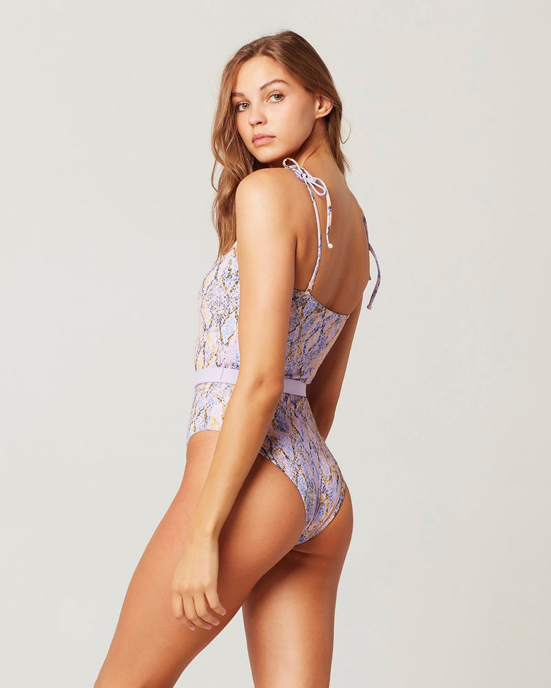 L*SPACE - LOCKHART ONE PIECE SWIMSUIT
