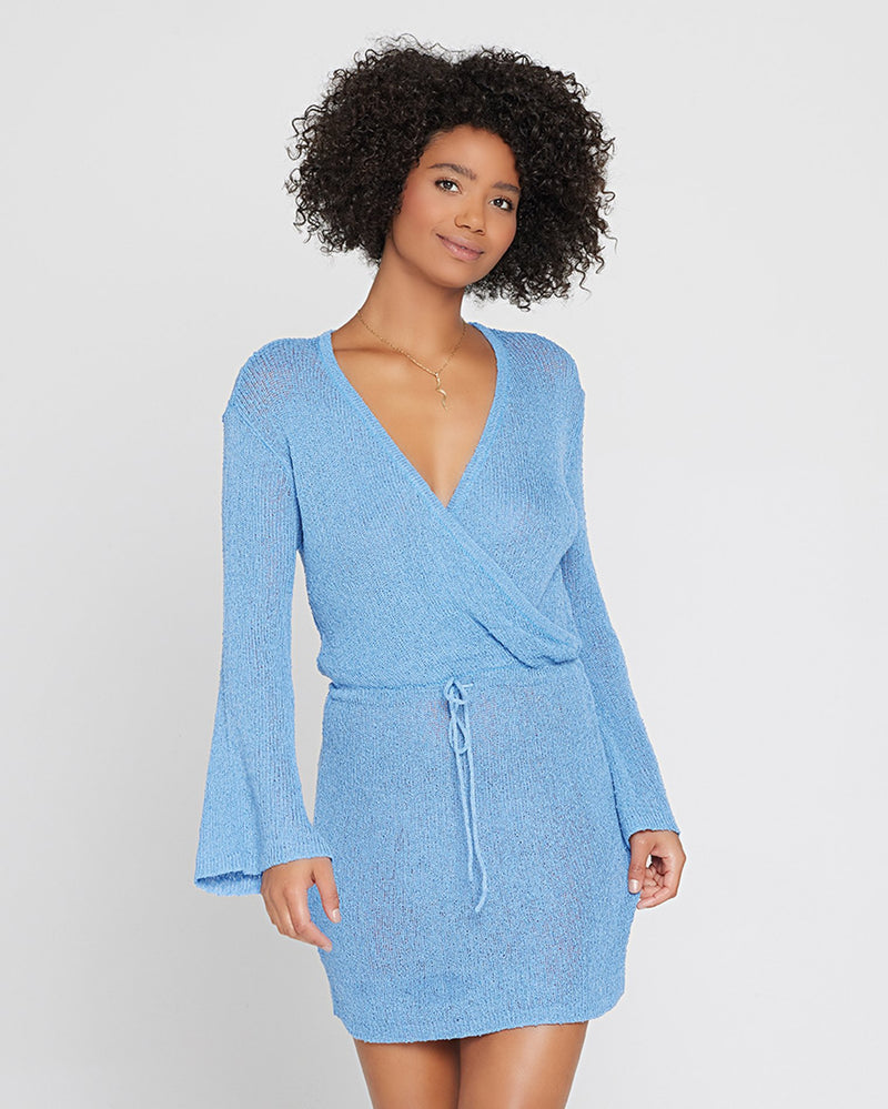 L*SPACE - TOPANGA SWEATER KNIT COVER-UP