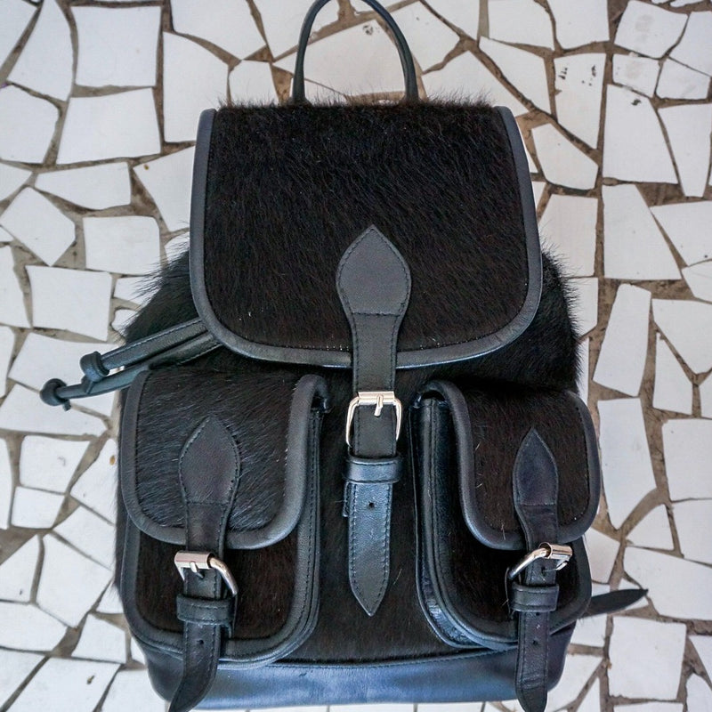 SAUDARA THE LABEL - ALEXANDRA BACKPACK