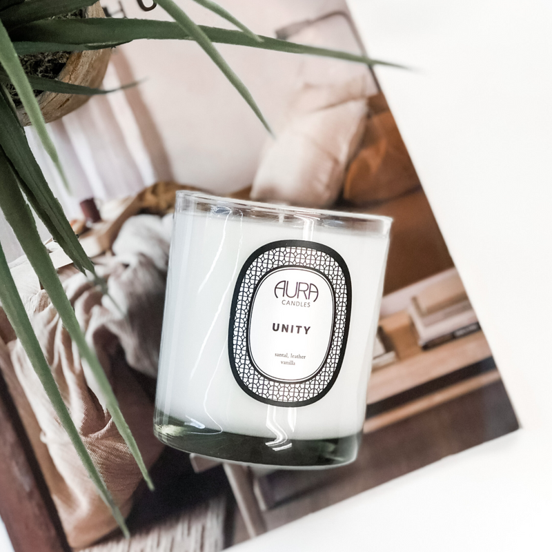 AURA CANDLES - UNITY EVERYDAY CANDLE
