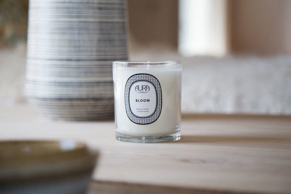 AURA CANDALS - BLOOM EVERYDAY CANDLE