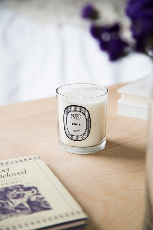 AURA CANDLES - CHILL EVERYDAY CANDLE