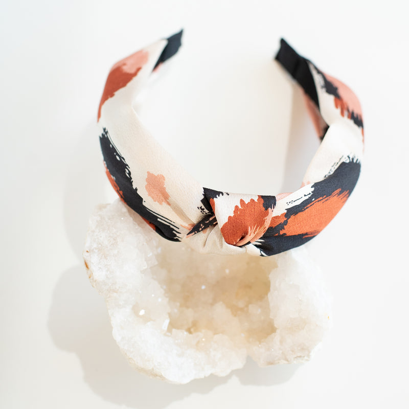 & EVERYTHING NICE BEBE - SUNSET SPOTTED HEADBAND