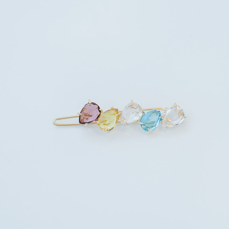 & EVERYTHING NICE BEBE - SUMMER STONES BARRETTE