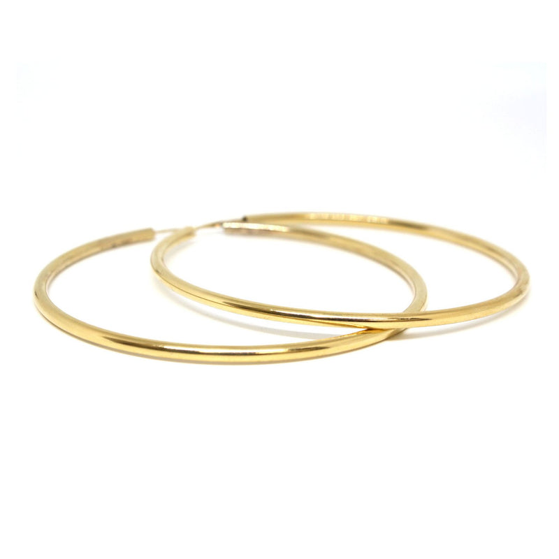 JNB JEWELRY - LARGE SOFIA HOOPS
