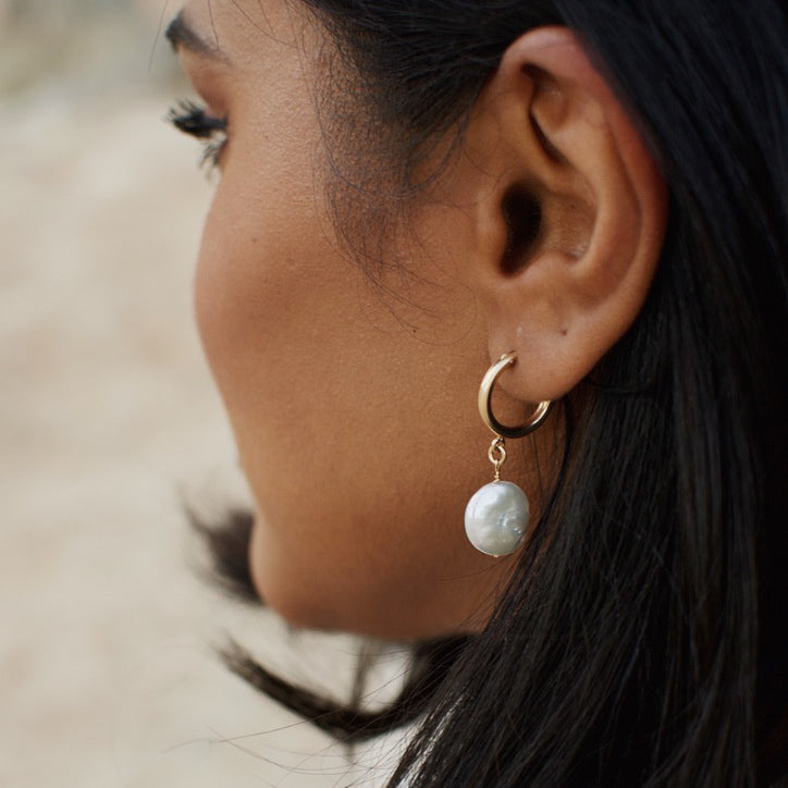 SET & STONES - FYNN HOOPS