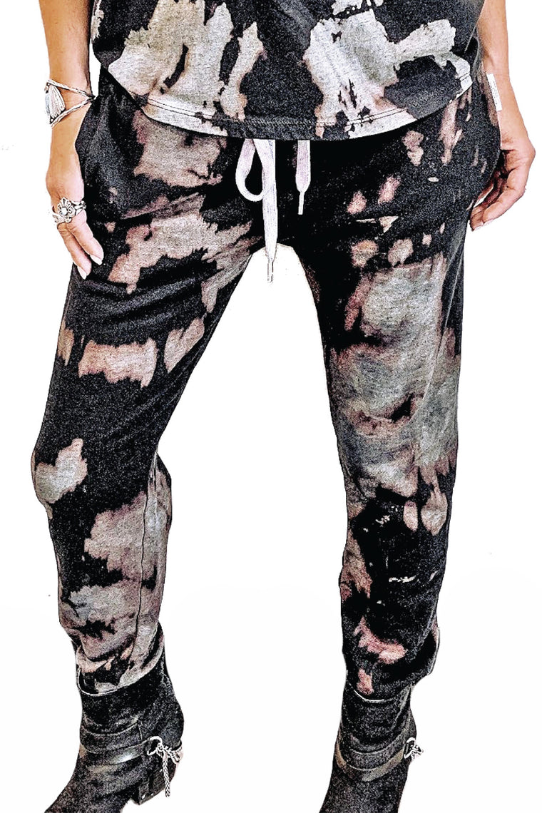 THE LAUNDRY ROOM - GALAXY STIRRUP PANTS