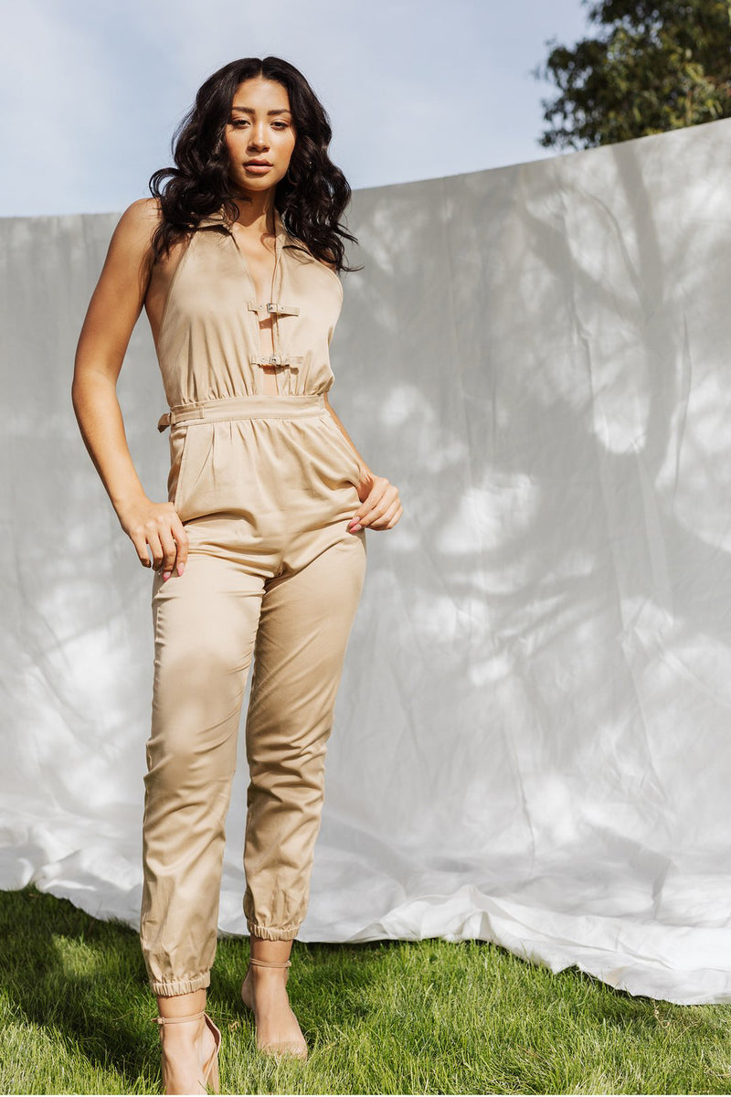 SHADES OF ROSE - GIANNA JUMPSUIT