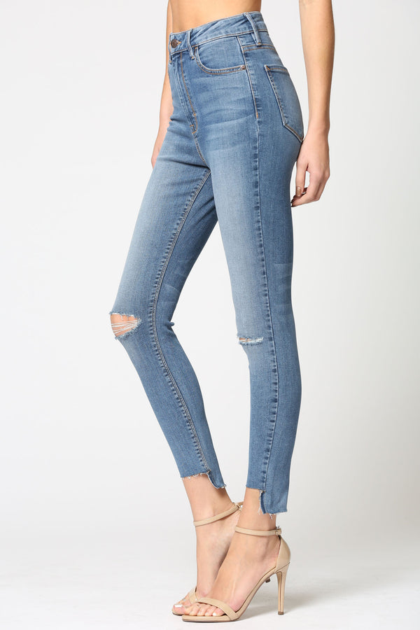 HIDDEN - TAYLOR HIGH RISE SKINNY