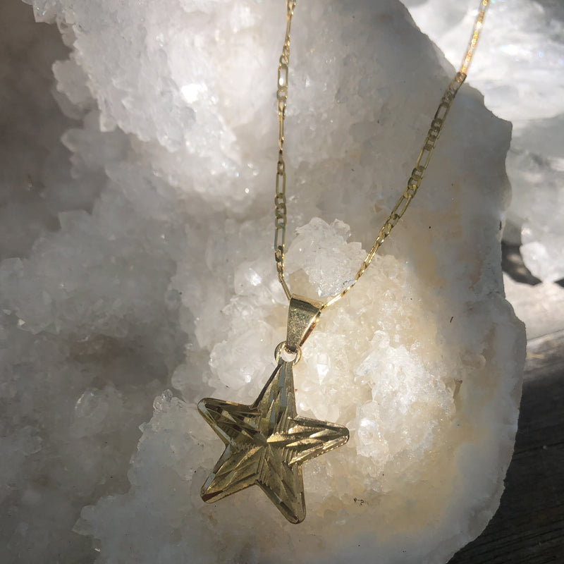RAPTOR JEWELRY - STARLIGHT NECKLACE