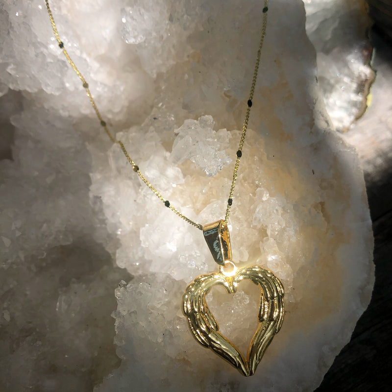 RAPTOR JEWELRY - AMOR NECKLACE