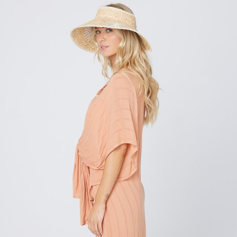 L*SPACE - PALMA ROLL UP HAT