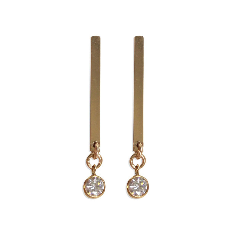SET & STONES - LANA EARRINGS
