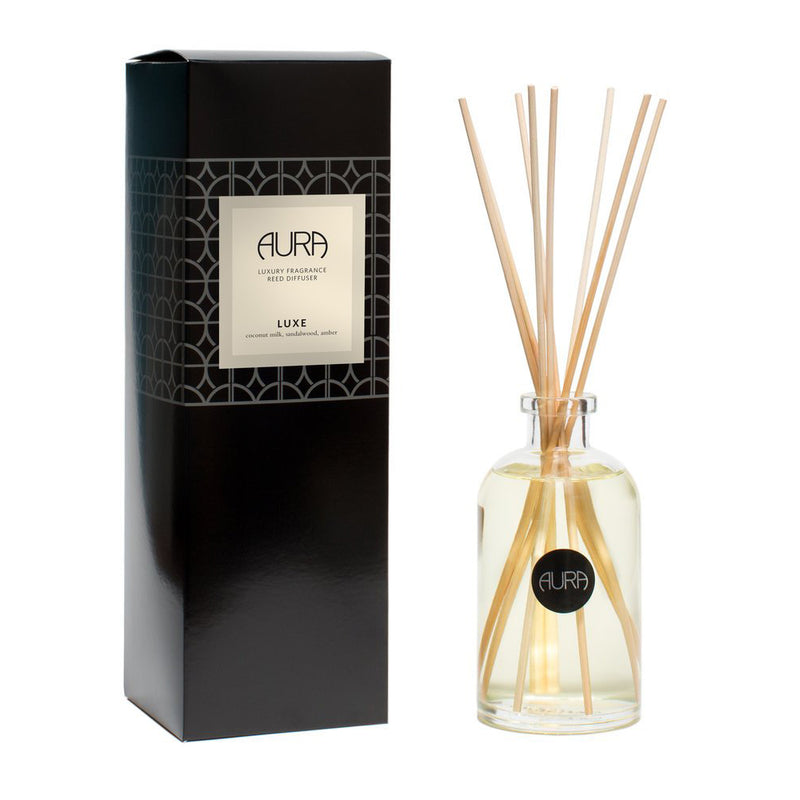 AURA CANDLES - LUXE REED DIFFUSER