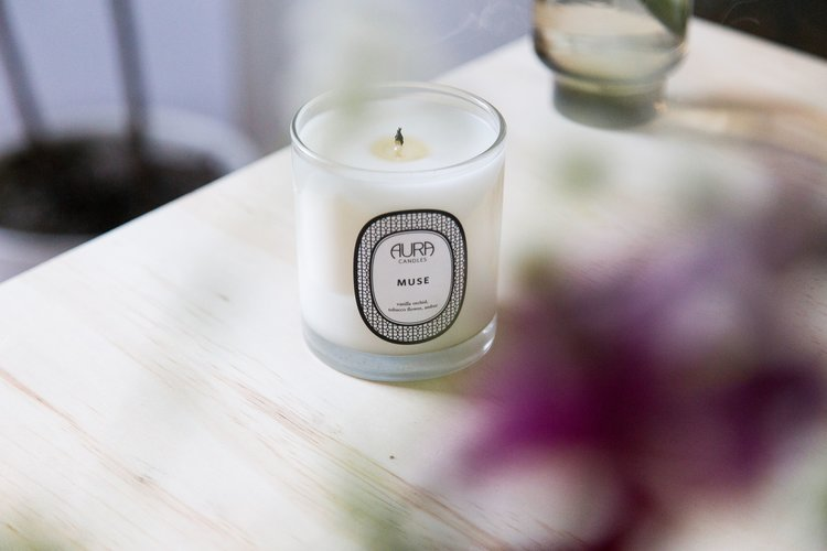 AURA CANDLES - MUSE EVERYDAY CANDLE