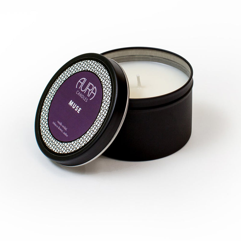 AURA CANDLES - MUSE TRAVEL CANDLE