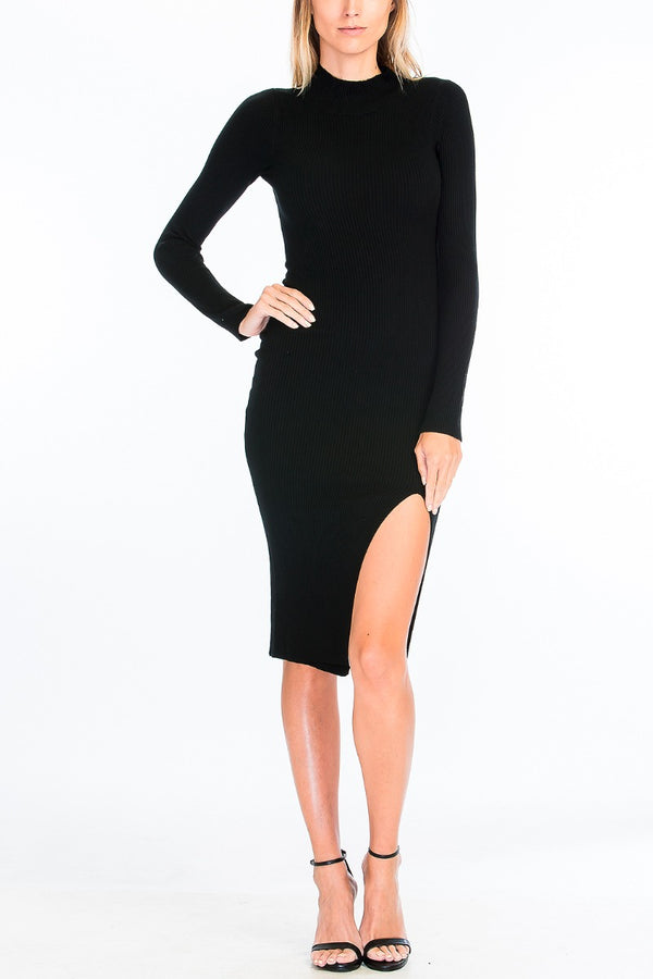 OLIVACEOUS - CHRISTINE MIDI DRESS