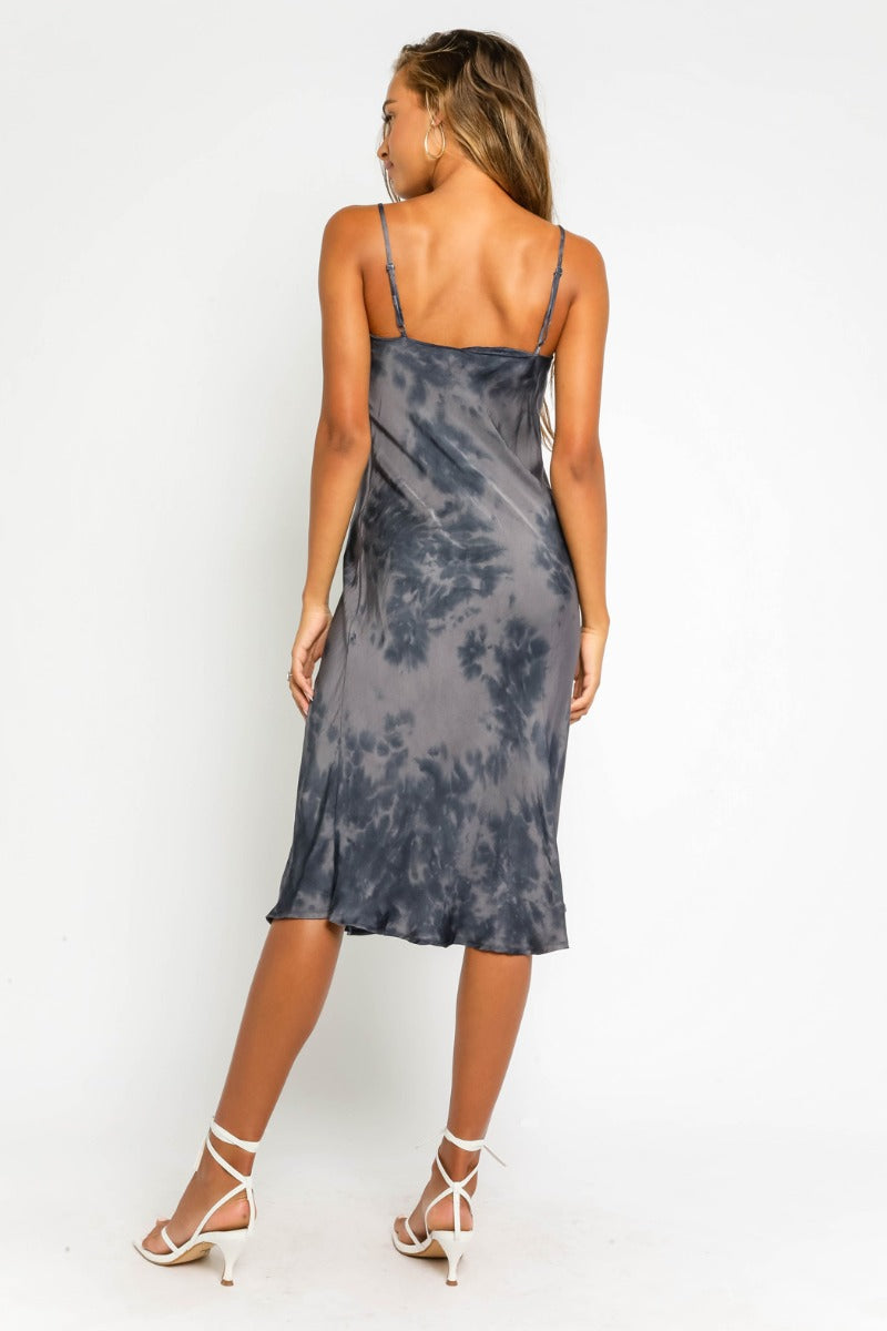 OLIVACEOUS - GEORGIA DRESS