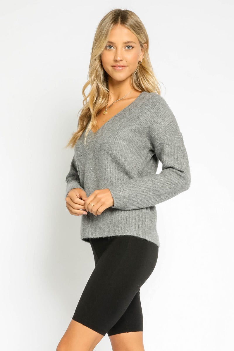 OLIVACEOUS - PEYTON SWEATER