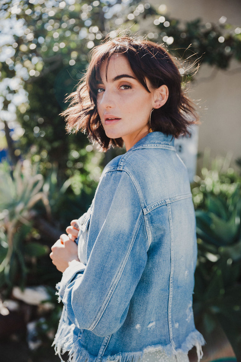 HIDDEN - DENIM JACKET