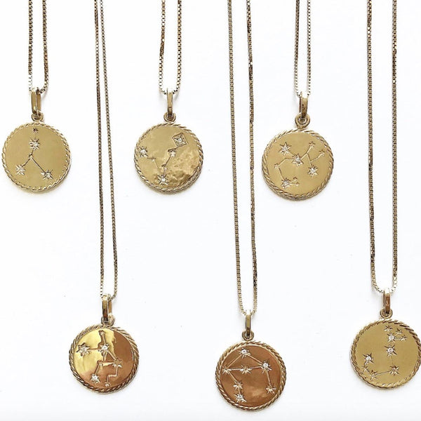 JNB JEWELRY - CONSTELLATION NECKLACE