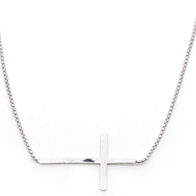 JNB JEWELRY - EVE NECKLACE SILVER