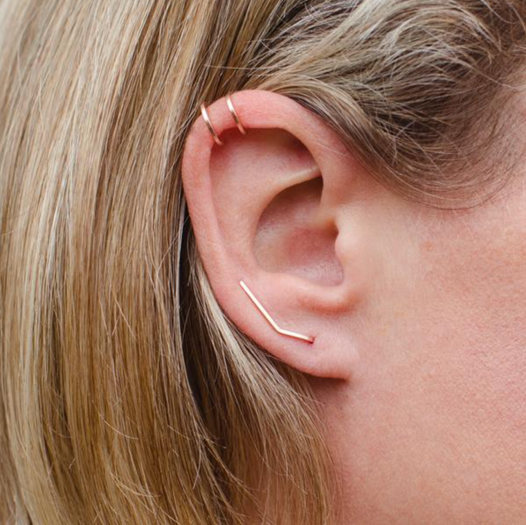 SAND AND GRIT - THE HELIX EAR CUFF