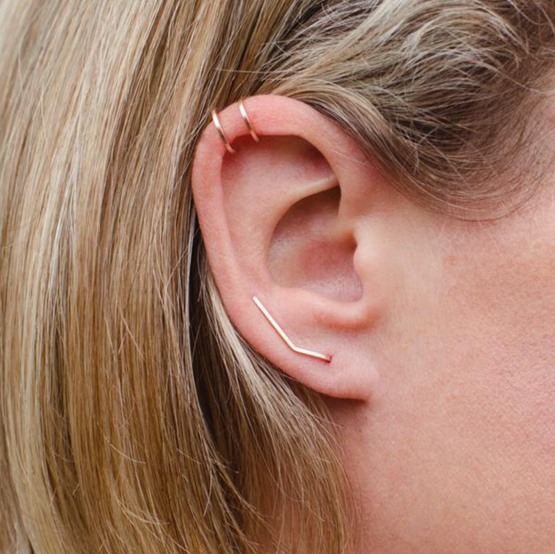 SAND + GRIT - THE HELIX EAR CUFF