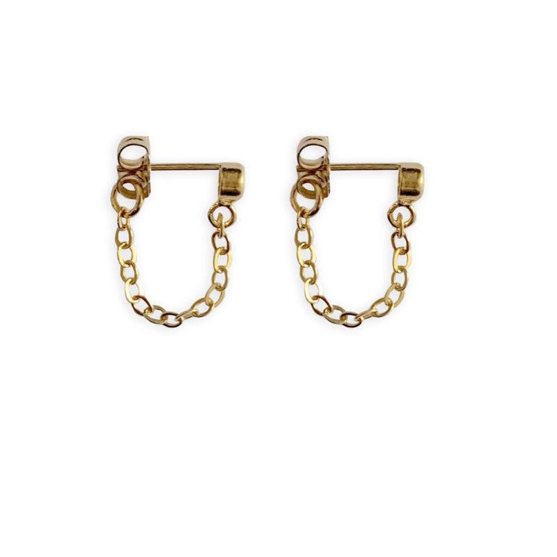SET & STONES - JETT EARRINGS