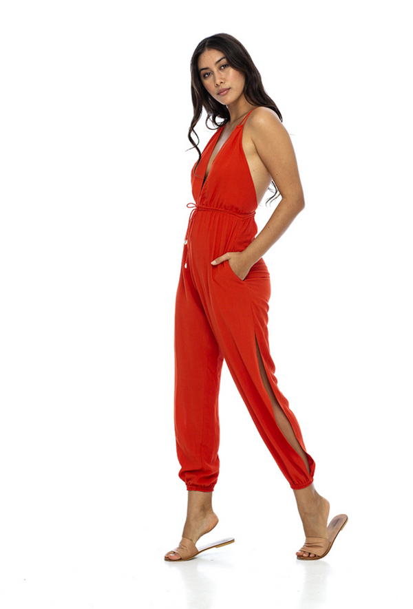INDAH CLOTHING - FA JUMPSUIT FIRE