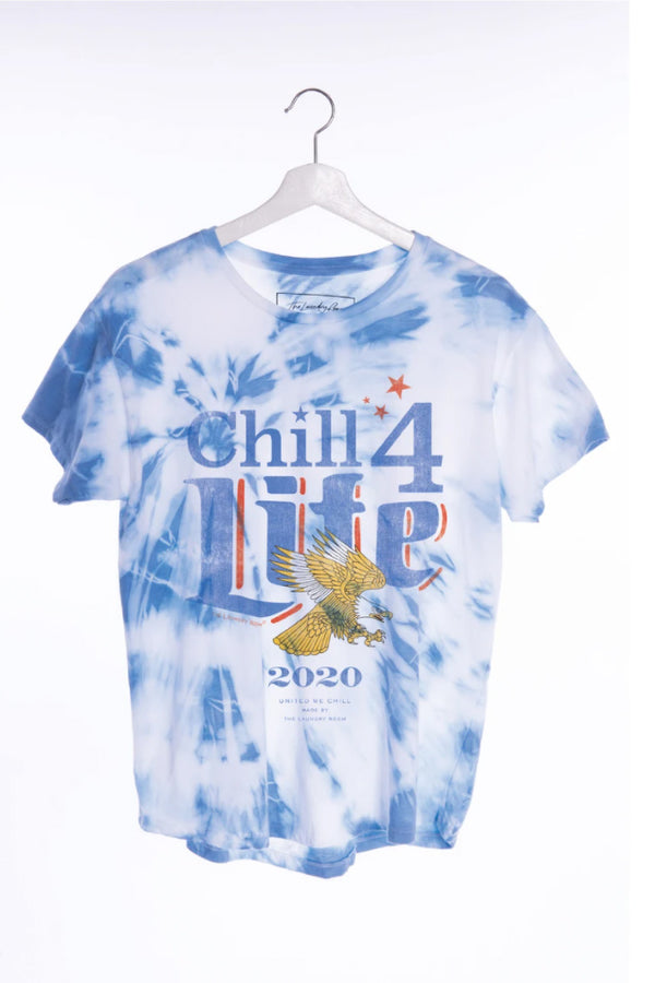 THE LAUNDRY ROOM - CHILL 4 LIFE CLASSIC TEE