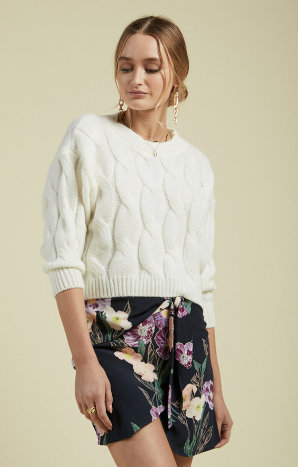 SAGE THE LABEL - GRAMERCY SWEATER