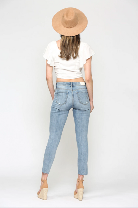 HIDDEN DENIM - AMELIA SKINNY JEANS