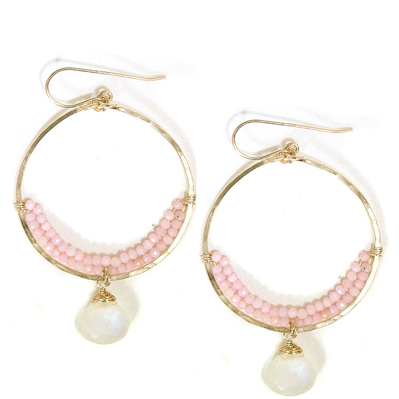 AMY JOY JEWELRY - VENUS EARRINGS SMALL