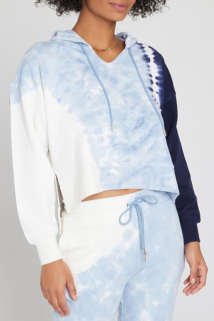 L*SPACE - SOUTH SWELL TIE DYE PULLOVER