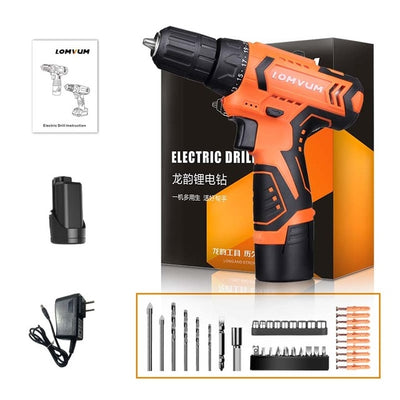 Lomvum Electric Screwdriver