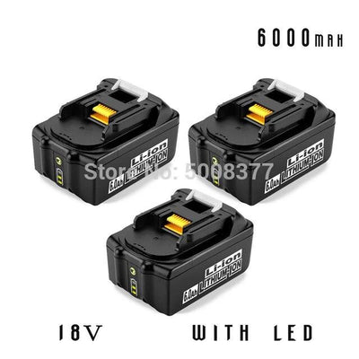 Li-ion Battery Packs