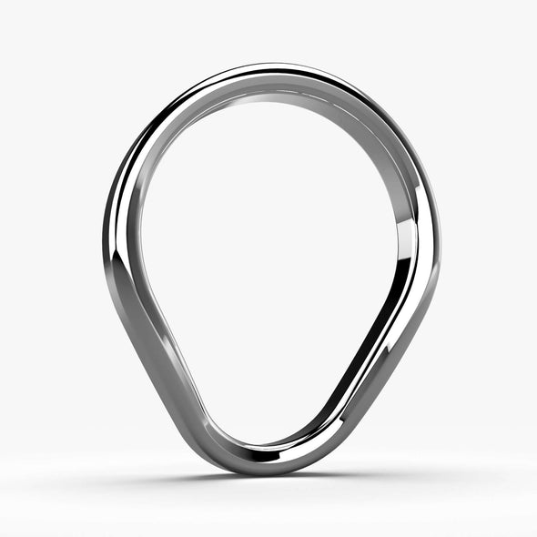Primal:Energy Cock Ring in Stainless Steel