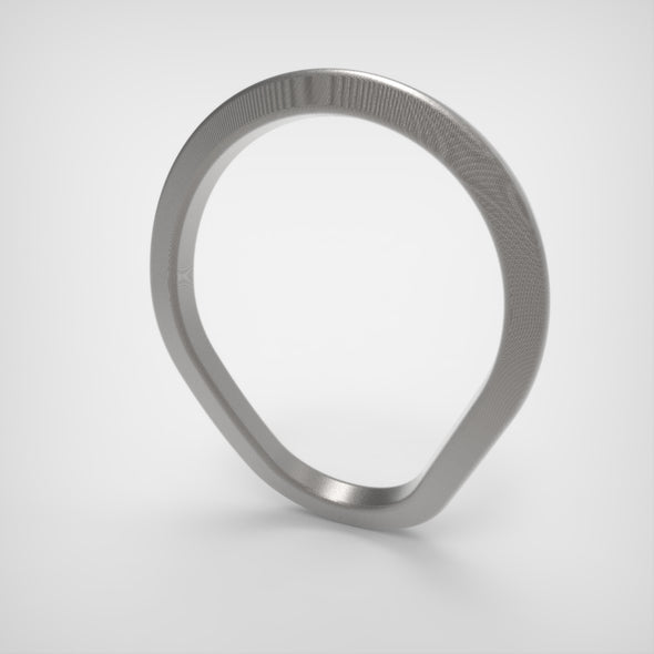 Primal:Spark Cock Ring in Bronzed Steel