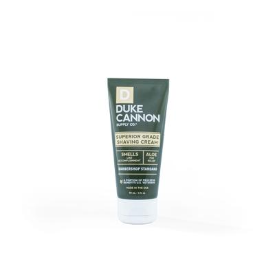 Duke Cannon Superior Grade Shaving Cream - Travel Size