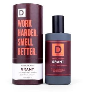 Duke Cannon Proper Cologne - Grant